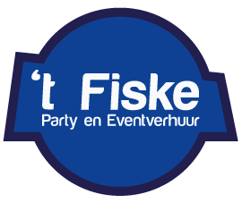 't Fiske party en eventverhuur